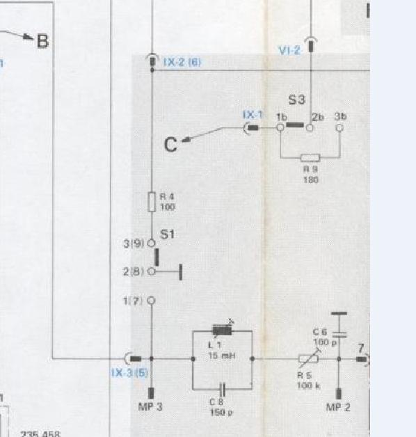 Suche Hilfe zur KA 360 - Hier: Elektrik - streiche Einschalter ...